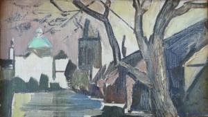 Ondine Magnard, Paris quais de la Seine