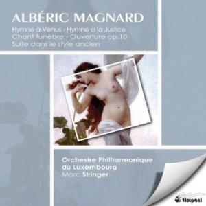 Pièces pour orchestre par Stringer
