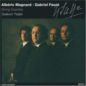 Quatuor par Ysaye