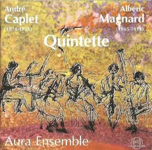 Quintette par Aura Ensemble