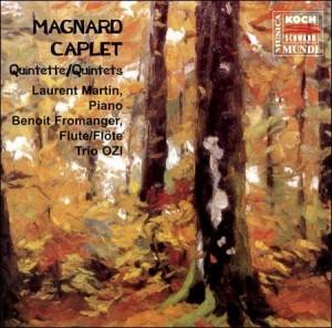 Quintette par Martin