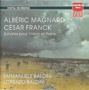 Sonate pour violon par Baldini & Baldini