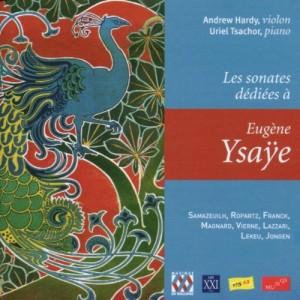 Sonate pour violon par Hardy & Tsador