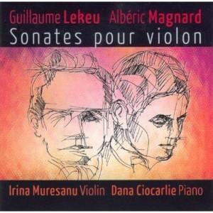 Sonate pour violon par Muresanu & Ciocarlie