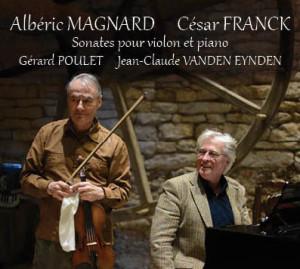Sonate pour violon par Poulet & Vanden Eynden