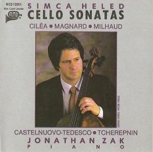 Sonate pour violoncelle par Heled & Zak