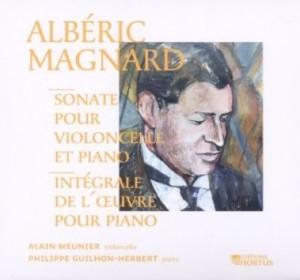 Sonate pour violoncelle par Meunier & Guilhon-Herbert