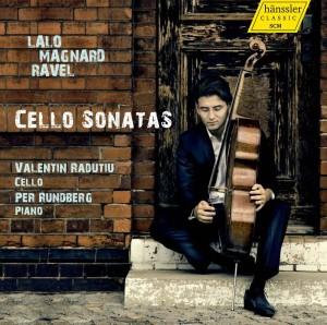 Sonate pour violoncelle par Radutiu & Rundberg