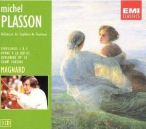 Symphonies par Plasson (+ Chant + Ouverture + Justice)
