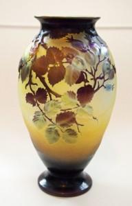 Emile Gallé, vase